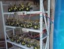 Một gia đình Trung Quốc câu trộm điện để đào Bitcoin