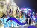"""Hạ Long """"bùng nổ"""" với bữa tiệc âm nhạc đêm Carnaval 2018"""