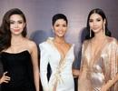 """Top 3 Hoa hậu Hoàn vũ """"đọ nhan sắc"""" sau 3 tháng đăng quang"""