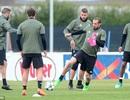 Juventus và Real Madrid hưng phấn trước trận đại chiến ở Turin