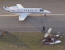 Máy bay đâm nhau trên đường băng, 2 người thiệt mạng