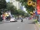 Đường phố Sài Gòn thênh thang trong ngày nghỉ lễ 30/4