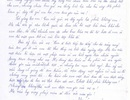 Rơi nước mắt bức thư người mẹ mong phép màu cứu con trai bị suy tim