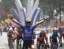 Lê Nguyệt Minh thắng chặng cuối, Nguyễn Thành Tâm đoạt áo vàng giải xe đạp xuyên Việt 2018