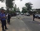 Tạm giữ hình sự tài xế xe buýt tông 2 xe máy khiến 5 người thương vong