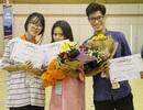 Vấn đề hỗ trợ tài chính, nhập cư làm nóng cuộc thi tranh biện của bạn trẻ Hà Nội