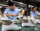 Xuất khẩu giày dép: Trung Quốc xuất được 9 đôi, Việt Nam được 1 đôi