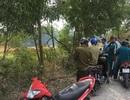 Hàng chục cảnh sát bao vây bãi cỏ lau truy bắt cướp