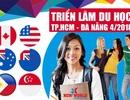 Triển lãm du học Canada, Úc, Mỹ, New Zealand, Singapore, Philippines 4/2018