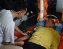 Vượt 300 hải lý, cứu ngư dân bị tai biến mạch máu não
