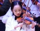 """Thần thái xuất sắc, em gái Hà Nội được ví như """"thiên thần violin"""""""