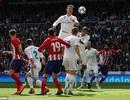 C.Ronaldo ghi bàn, Real Madrid bất phân thắng bại với Atletico