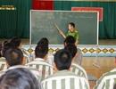 Mở lớp xóa mù chữ cho các phạm nhân