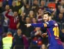 Cuộc đua Chiếc giày vàng châu Âu: Messi vươn lên số 1