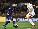 AS Roma - Barcelona: Hy vọng mong manh