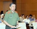 Bộ trưởng Tô Lâm nói về đề án sắp xếp tổ chức bộ máy của Bộ Công an