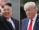 Tổng thống Trump sẽ gặp ông Kim Jong-un tại Singapore vào tháng 6