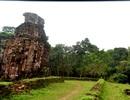 Khẩn trương trùng tu tháp Chăm cổ 1.000 năm tuổi