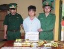 Bắt 10kg ma túy đá tại vùng biên