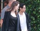 Angelina Jolie vui vẻ đi ăn trưa cùng Pax Thiên