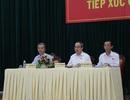 Bí thư Nguyễn Thiện Nhân hứa gặp cử tri Thủ Thiêm sau kỳ họp Quốc hội