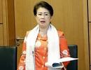 Chiều nay Thường vụ Quốc hội xét việc xin thôi đại biểu của bà Mỹ Thanh