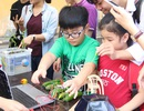 """Hà Nội: Nhiều nhà """"khoa học nhí"""" hội tụ trong ngày hội STEM"""