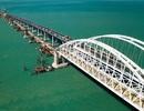 Nga sắp khánh thành cầu dài nhất châu Âu nối liền bán đảo Crimea