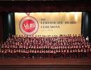 VUS trao chứng chỉ Cambridge cho 2.093 học viên và ra mắt chương trình hè 2018