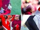 """Salah phải lập kỷ lục, bà xã xinh đẹp mới chịu """"xuất đầu lộ diện"""""""