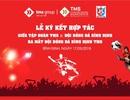 Đội bóng đá Bình Định TMS chính thức ra mắt nhân Lễ ký kết hợp tác giữa Tập đoàn TMS và Đội bóng đá Bình Định