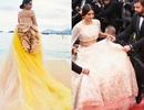 Minh tinh Ấn Độ rạng ngời tại Cannes