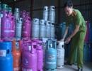 Cơ sở sang chiết gas không phép làm giả các thương hiệu gas nổi tiếng