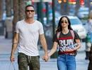 Mừng sinh nhật tuổi 32, Megan Fox hò hẹn lãng mạn với chồng