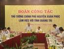 Thủ tướng: Quảng Trị cần hướng đến tầm nhìn xa hơn