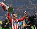 Torres hạnh phúc với danh hiệu cuối cùng trong màu áo Atletico