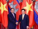 Campuchia hứa bảo đảm các quyền hợp pháp cho người gốc Việt