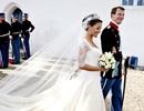 10 bộ váy cưới lộng lẫy của các cô dâu hoàng gia châu Âu