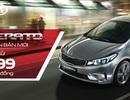 Điểm danh những trang bị hữu ích trên Kia Cerato giá 499 triệu đồng