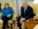Ông Trump hỏi ý kiến bà Merkel về cách cư xử với ông Putin