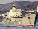 Báo Anh: Tàu chiến Nga chở thiết bị quân sự tiến về Syria