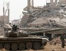 IS tháo chạy, Syria giành kiểm soát toàn bộ Damascus sau 7 năm