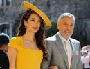 """Vợ chồng George Clooney là """"đệ nhất thời trang"""" của showbiz"""