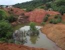Dân đổ đất lấp suối, chính quyền chi ngân sách để khơi thông