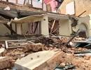 Sập công trình nhà ở, 3 công nhân bị thương
