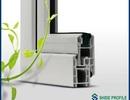 "DAG sản xuất thanh Profile uPVC theo tiêu chuẩn ""Greenline"""