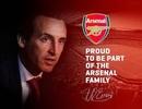 Unai Emery thông báo sẽ trở thành HLV Arsenal
