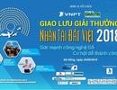 """Nhân tài Đất Việt 2018 """"truyền lửa"""" khởi nghiệp với sinh viên Đà Nẵng"""