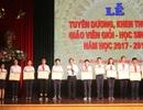 Quận Hoàn Kiếm (Hà Nội): Tuyên dương giáo viên, học sinh giỏi năm học 2017-2018