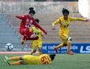 Hà Nội lên ngôi đầu giải bóng đá nữ vô địch quốc gia 2018